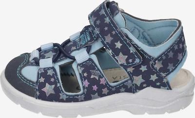 Pepino Sandale in blau / mischfarben, Produktansicht
