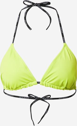 Calvin Klein Swimwear Horní díl plavek - svítivě zelená, Produkt