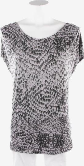 Velvet Shirt in S in dunkelgrün, Produktansicht