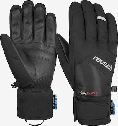 REUSCH Athletic Gloves 'Luke R-TEX® XT' in Black / White, Item view