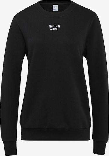 Sportinio tipo megztinis iš REEBOK , spalva - juoda, Prekių apžvalga