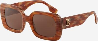 BURBERRY Γυαλιά ηλίου '0BE4327' σε καφέ μελανζέ, Άποψη προϊόντος