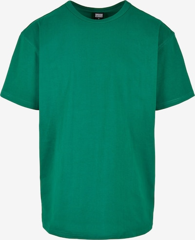 Tricou Urban Classics pe verde, Vizualizare produs