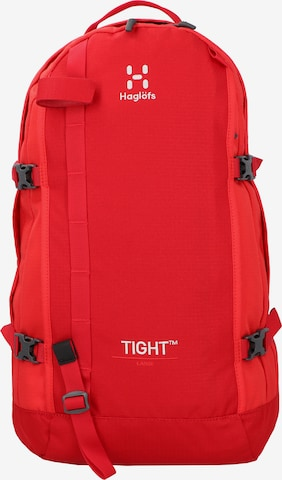 Haglöfs Backpack 'Tight Large' in Red