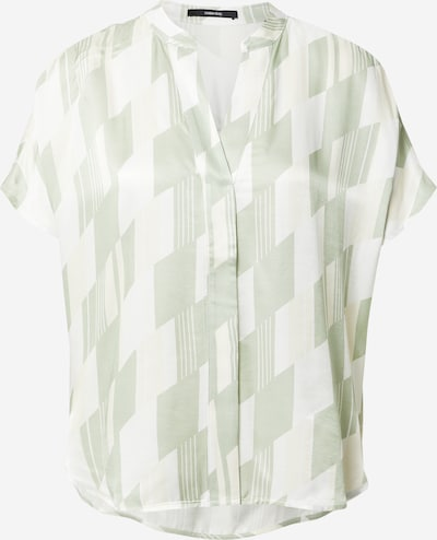 Someday Blouse 'Zeomi' in Mint / White, Item view