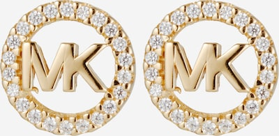 Michael Kors Earrings in Gold / White, Item view