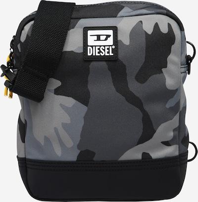 DIESEL Torba na ramię 'ALTAIRO' w kolorze antracytowy / szary bazalt / kamień / czarnym, Podgląd produktu