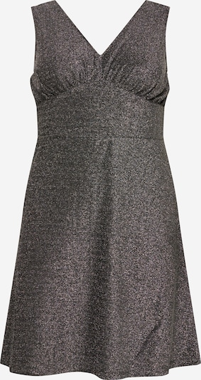Vero Moda Curve Kleid in silber, Produktansicht