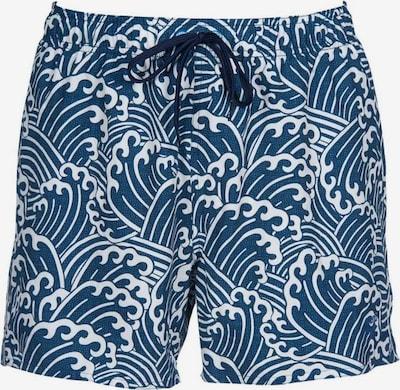 ARENA Sportzwembroek in de kleur Blauw / Wit, Productweergave