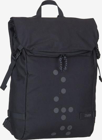 ZWEI Fahrradtasche 'Olli Cycle OCR200 ' in schwarz, Produktansicht