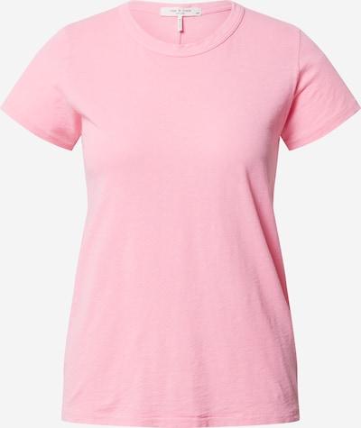 rag & bone Shirt in de kleur Lichtroze, Productweergave