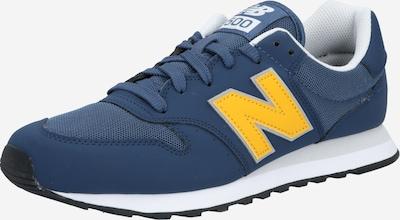 new balance Sneaker in blau / gelb, Produktansicht
