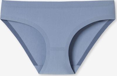SCHIESSER Slip in blau, Produktansicht
