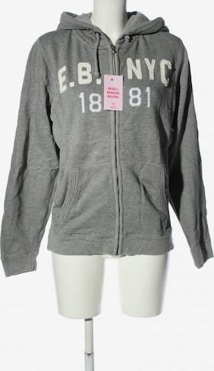 E.B. Company Sweatshirt & Zip-Up Hoodie in M in Light grey, Item view