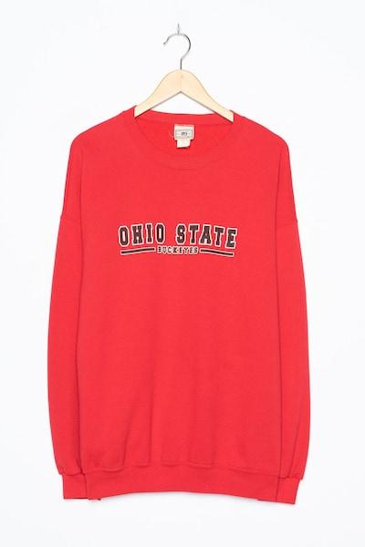 Lee Sweatshirt in XXXL in rot, Produktansicht