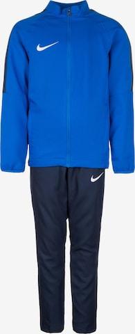 NIKE Trainingsanzug 'Academy 18' in Blau