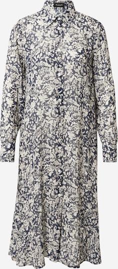 SAND COPENHAGEN Kleid 'Latia' in dunkelblau / weiß, Produktansicht