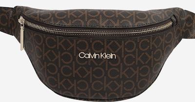 Calvin Klein Ledvinka - světle hnědá / tmavě hnědá, Produkt