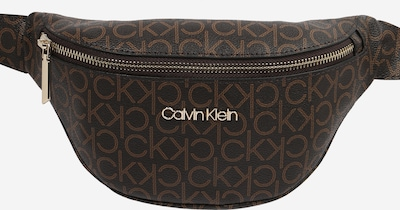 Calvin Klein Ľadvinka - svetlohnedá / tmavohnedá, Produkt
