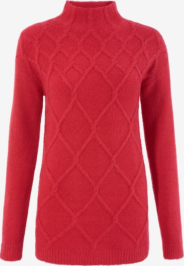 Aniston SELECTED Pullover in rot, Produktansicht