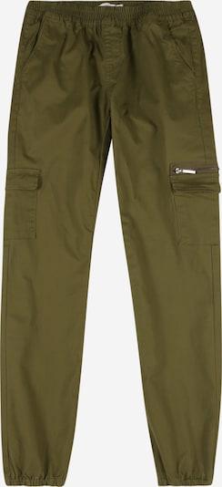 NAME IT Pantalon 'RIE' en olive, Vue avec produit
