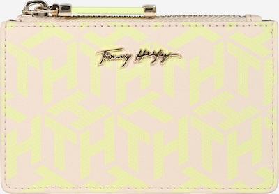 Portofel TOMMY HILFIGER pe galben neon / roz pudră, Vizualizare produs