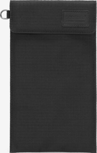 Pacsafe Smartphonehoesje in de kleur Zwart, Productweergave