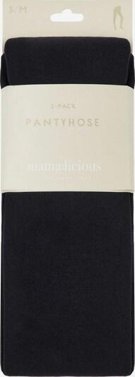 MAMALICIOUS Panty's in de kleur Zwart, Productweergave