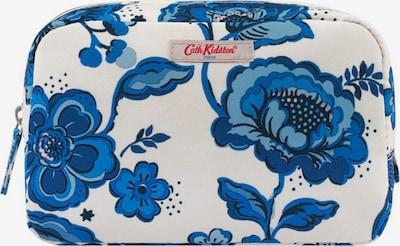 Cath Kidston Trousse de maquillage en crème / bleu, Vue avec produit