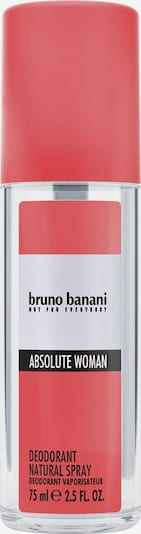 BRUNO BANANI Deodorant 'ABSOLUTE WOMAN' in transparent, Produktansicht