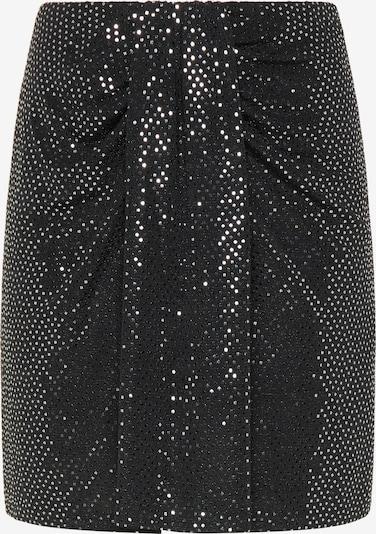 myMo at night Rok in de kleur Zwart / Zilver, Productweergave