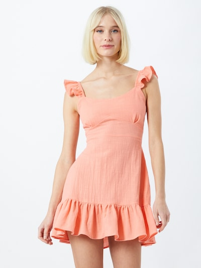 Cotton On Kleid in melone, Modelansicht