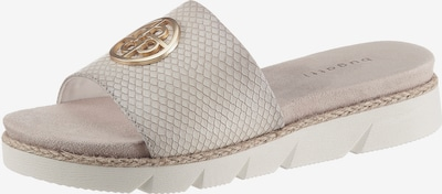 bugatti Pantofle - offwhite, Produkt