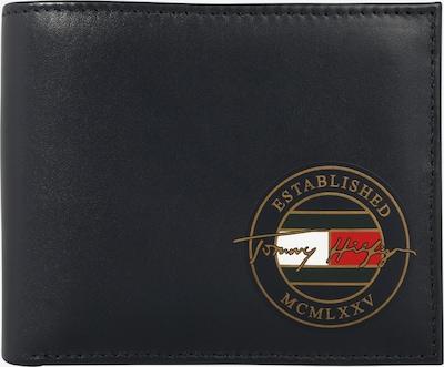 TOMMY HILFIGER Porte-monnaies en bleu foncé / or / rouge / blanc, Vue avec produit