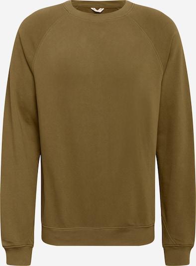 MELAWEAR Sweatshirt 'BALU' in khaki, Produktansicht
