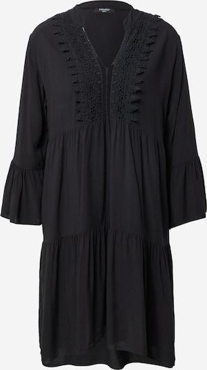 ZABAIONE Robe-chemise 'Valentina' en noir, Vue avec produit