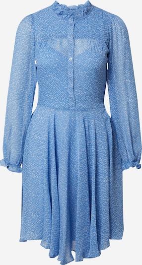 SECOND FEMALE Robe-chemise 'Mano' en bleu clair / blanc, Vue avec produit