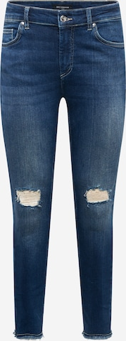 ONLY Carmakoma Jeans 'WILLY' in Blau