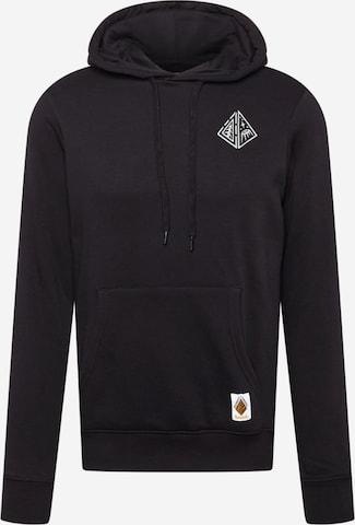 Sweat-shirt ELEMENT en noir