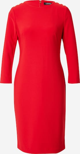 Lauren Ralph Lauren Sheath dress 'ROMEE' in Gold / Red, Item view