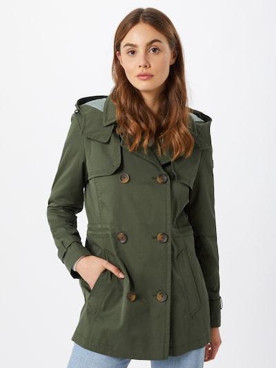 ESPRIT Manteau mi-saison en vert, Vue avec modèle