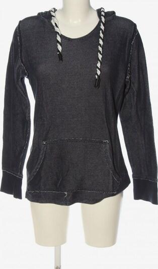ROCK ANGELES Sweatshirt & Zip-Up Hoodie in S in Black / White, Item view