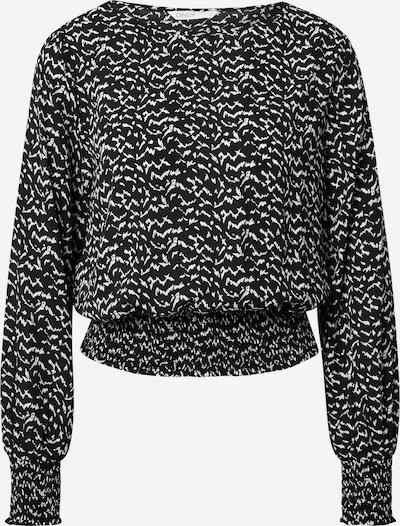 ONLY Bluse 'Chole' i sort / hvid, Produktvisning