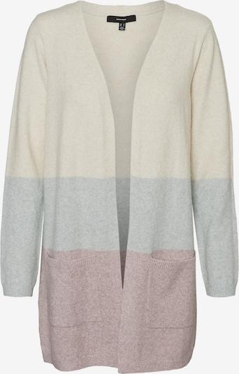 Geacă tricotată VERO MODA pe bej amestecat / mix verde / roz amestecat, Vizualizare produs
