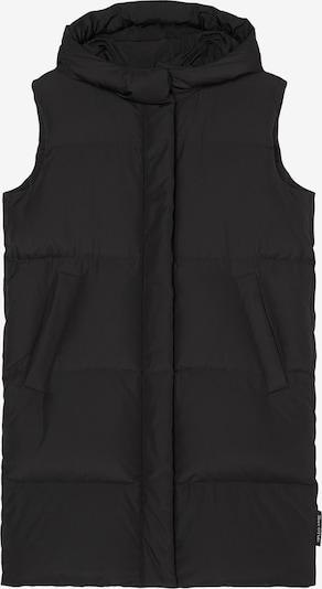 Marc O'Polo Weste in schwarz, Produktansicht