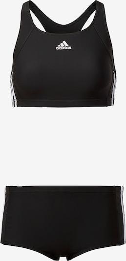 ADIDAS PERFORMANCE Sportbikini in de kleur Zwart / Wit, Productweergave