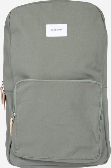 SANDQVIST Backpack 'KIM' in Green, Item view