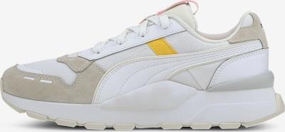 PUMA Sneaker in gelb / hellgrau / weiß, Produktansicht