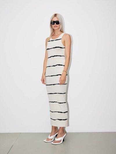 LeGer by Lena Gercke Kleid 'Maischa' in beige / braun, Modelansicht