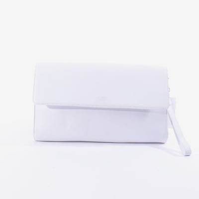 HUGO BOSS Clutch in One Size in weiß, Produktansicht